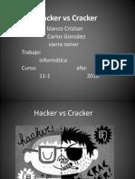 Hacker vs Cracker
