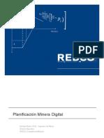 El rol de la planificación minera en la era de la transformación digital en Minería_E. Rubio