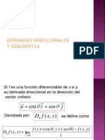 Integrales de Superficies