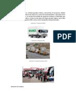 Estrategia de Almacenes y Transportes MARCIO 2