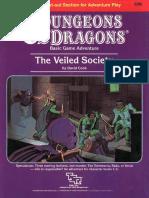 B6 - The Veiled Society