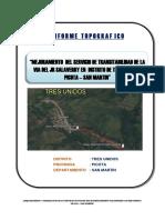 Informe de Topog Carret- Tres Unidos