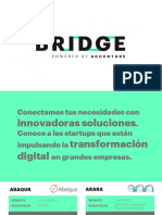 Bridge - Accenture Open Innovation - Startups Deck