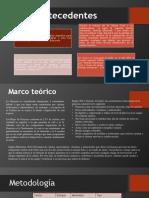 Diapositivas Metodologia Proyecto Final