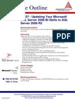 Updating Your Microsoft SQL Server 2008 BI Skills to SQL Server 2008 R2