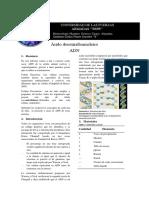 Ácido desoxirribonucleico-1