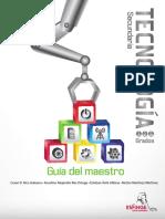 Guia Del Maestro Tecnologia 1,2,3 (Secundaria)