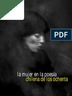 la mujer en la poesía chilena de los ochenta