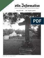 Boletín Informativo de las Comunidades de la Orden Seglar de los Carmelitas Descalzos en México