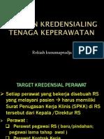 PPNI ( 2016) Latihan Kredensial Tenaga Keperawatan