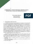 Bejarano, Jesús Antonio. Campesinado, Luchas Agrarias e Historia Social
