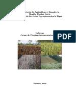 Censo 2007 de Plantas Ornamentales Región Huetar Norte de Costa Rica