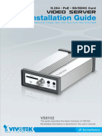Manual Video server