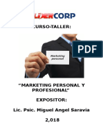 Marketing Personal 7p