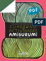 Cuaderno de Actividades Amigurumi-Lalala Toys