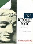 1930 Th Stcherbatsky Buddhist Logic Vol I