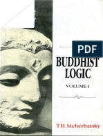 1930 Th Stcherbatsky Buddhist Logic Vol I