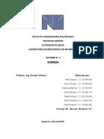 Práctica 3 - Laboratorio de Materiales