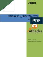 Finanças Bacen e Stn - Aula 01