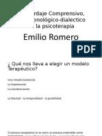 EMILIO ROMERO