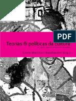 Livro - Teorias & políticas da cultura