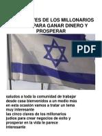 LAS 5 CLAVES DE LOS MILLONARIOS JUDÍOS PARA GANAR DINERO Y PROSPERAR.pdf