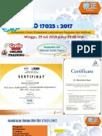 Kosei - ISO 17025-2017