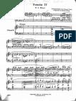 Mozart-Grieg – Sonata in F K533-494