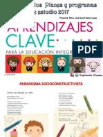 Resumen de Aprendizaje Claves Agosto 2018