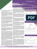 Calgary Real Estate Market Statistics for September 2010