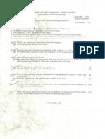 BITS MESRA RANCHI MCA - Discrete Maths - Q Paper