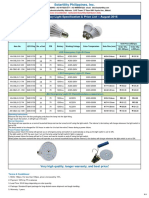 Solartility LED Emergency Light Catalogue 201608