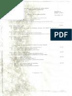 MCA - Compiler Design - Q Paper