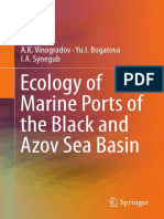 Ecology of Marine Ports on Black Sea