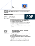 Ahsan Zahid Updated Cv