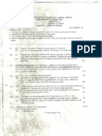 MCA - Compiler Design Q Paper
