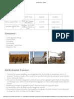 Asphalt Plant - KCMAK