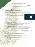 MCA - Fundamentals of Algorithms - Q Paper