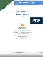 OmniDocs 8.1 Reference Manual.pdf