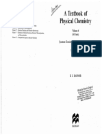 A text of physical chemistry