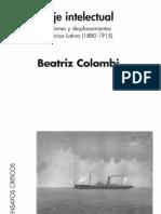Viaje Intelectual-Beatriz Colombi