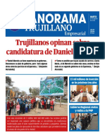 PANORAMA TRUJILLANO  07-08-2018