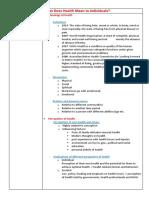 PDHPE NOTES CORE 1 .docx