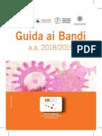 Guida Bandi 2018 2019 Definitiva