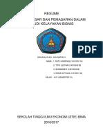Tugas Kelompok 3, Kelas K.01 (Aspek Pasar dan Pemasaran dalam Studi Kelayakan Bisnis).docx