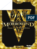 The Elder Scrolls III-Morrowind