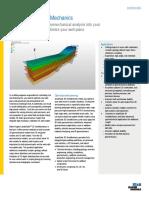 39598 JewelSuite 3D Geomechanics OV