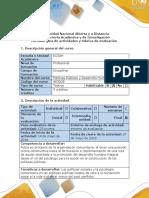 Guía de actividad y rúbrica de evaluación. Act 5. Elaborar una propuesta..pdf