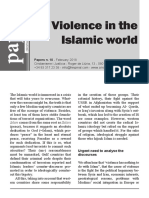 FLAQUER sj - Violence in the Islamic world .pdf