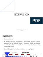 3 Extrusion